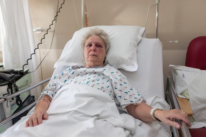 """72-jarige aangerand op parking: """"Ik heb dat nodig, riep hij"""""""