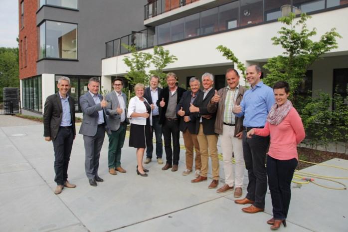 Partners Ruisbroek-Dorp vieren samen feest