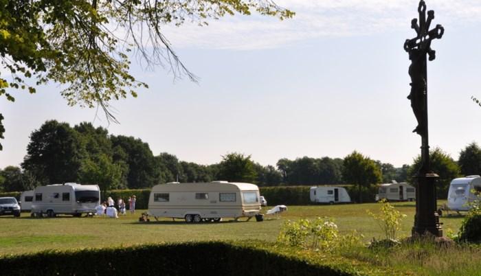 Zigeunerkamp in Neder-Over-Heembeek moet deze week verdwijnen