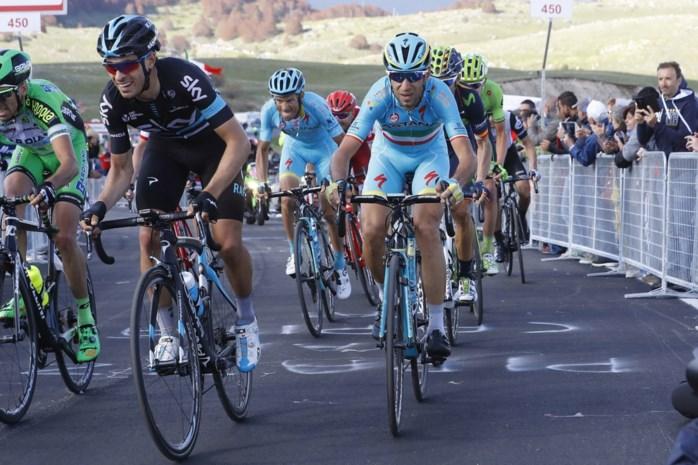 Favoriet Landa geeft op in de Giro