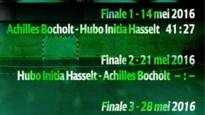 Hasselt is uit op eerherstel in finale van play-offs handbal, Bocholt wil de titel