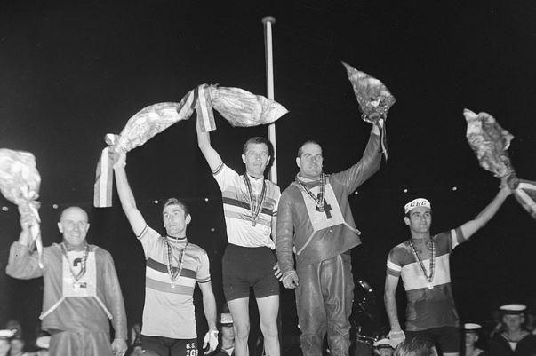 Ex-wereldkampioen baanwielrennen Leo Proost overleden