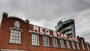 Antwerpse schepenen bezoeken mini Red Star Line Museum in New York