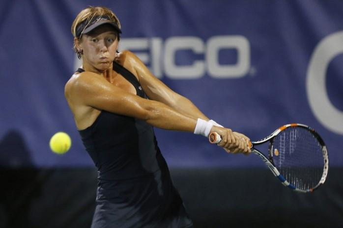 Geen dubbelfinale voor An-Sophie Mestach in Japan