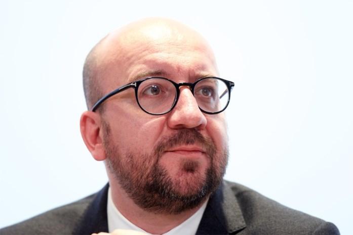 """Premier Michel: """"We zetten hervormingen voort om nog meer jobs te creëren"""""""