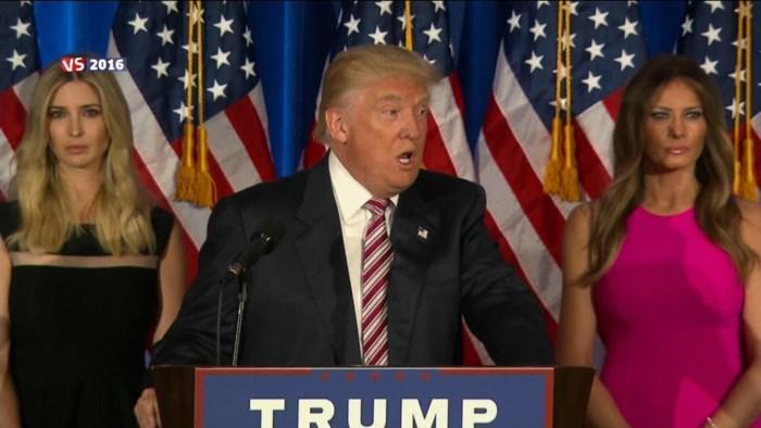 """Donald Trump: """"Belgium is a beautiful city"""""""