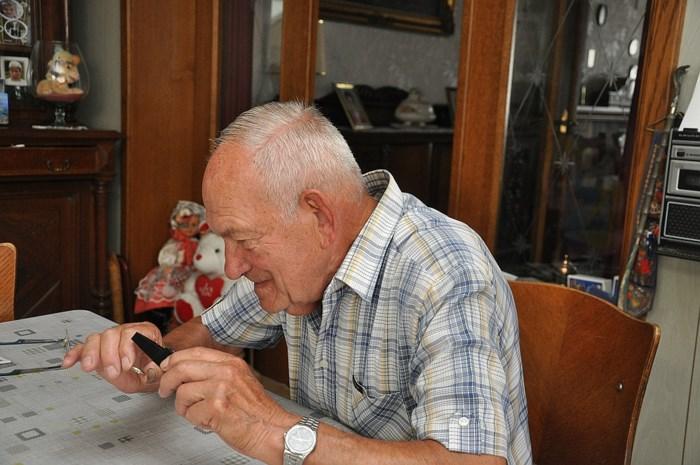 Herman Broeckhoven (85) zoekt eigenaar trouwring uit 1973