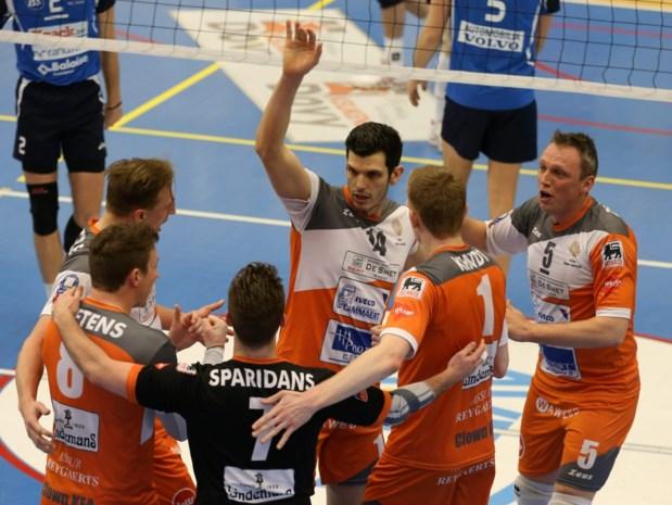 "Volleybalclub Asse-Lennik wordt ""Lindemans Aalst"""