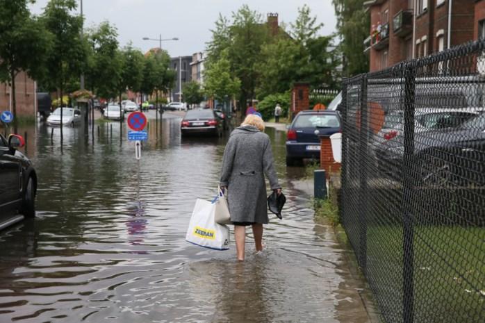 Komende dagen opnieuw kans op wateroverlast