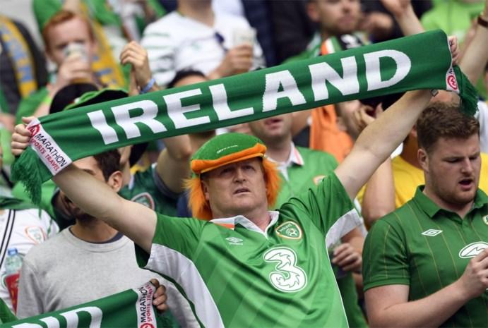 "Vermiste Ierse fan ""gezond en wel"" teruggevonden"
