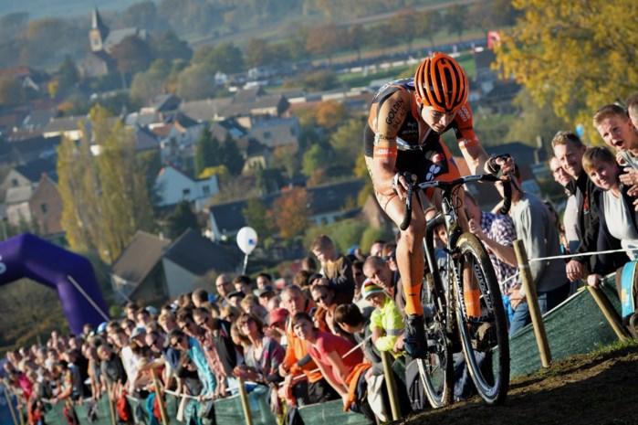 Koppenbergcross finisht voortaan bovenop mythische helling