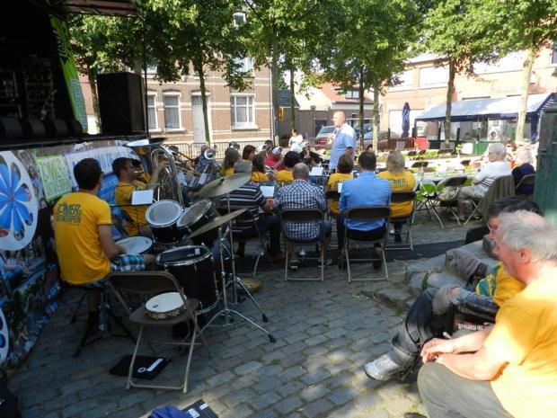 Muziek in de Wijk in Berendrecht en Zandvliet