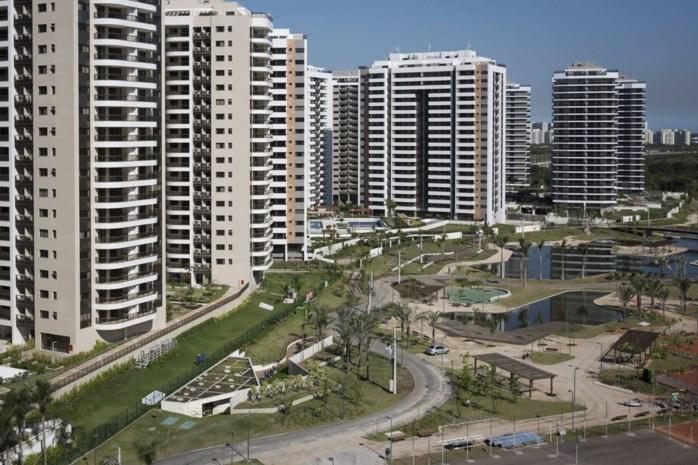 Olympisch dorp in Rio officieel geopend