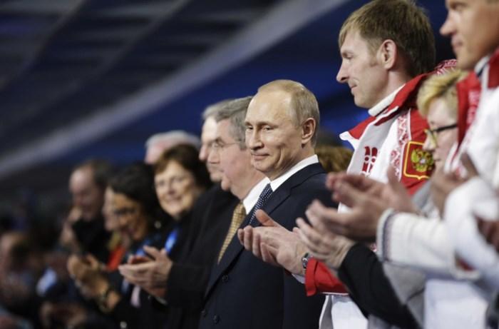 Russisch parlement gaat over tot actie om deelname aan Olympische Spelen te redden
