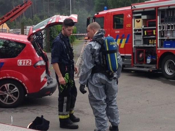 Man uit Merksem zwaar verbrand door vat met bijtend product