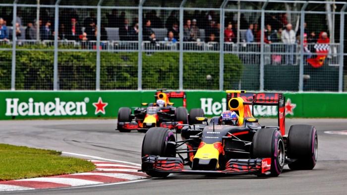 """""""Heineken staat dicht bij samenwerking met Red Bull F1-team"""""""