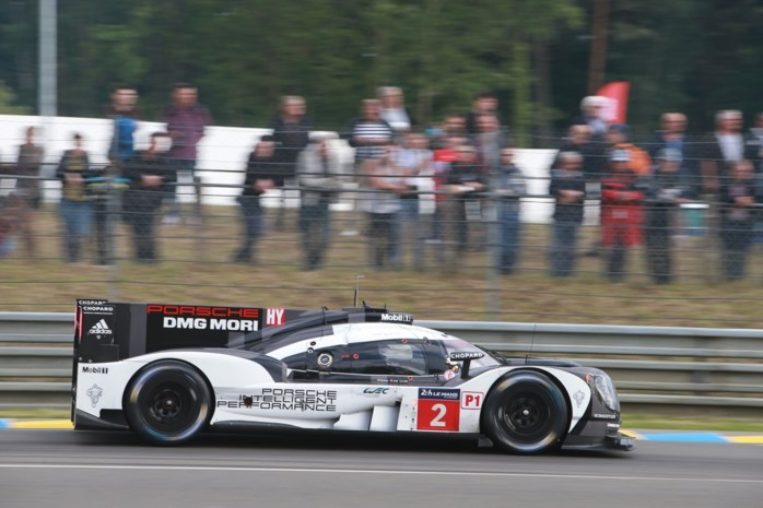 Zwitser Neel Jani en Porsche blijven op voorlopige polepositie in 24 uur van Le Mans