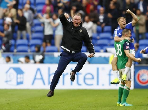 Noord-Ierse bondscoach Michael O'Neill is trots op zijn spelers