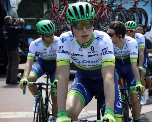 Jens Keukeleire wint openingsetappe in Ronde van Slovenië