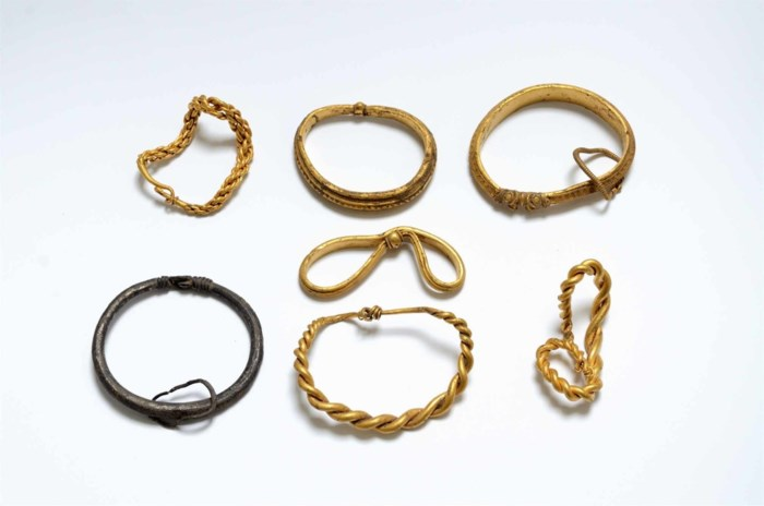 Historische Vikingschat gevonden in Denemarken