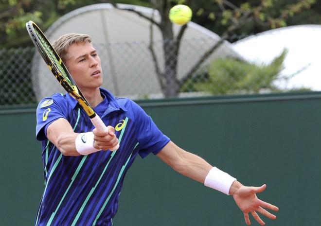 Kimmer Coppejans strandt in kwartfinales in Challenger Poprad