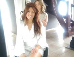 FOTO. Belle Perez klaar voor trouwdag