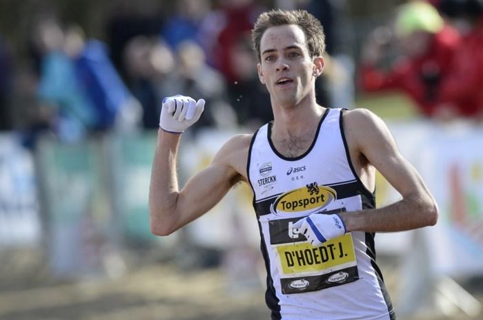 Jeroen D'hoedt grijpt naast olympisch ticket op 5.000 meter in Stockholm