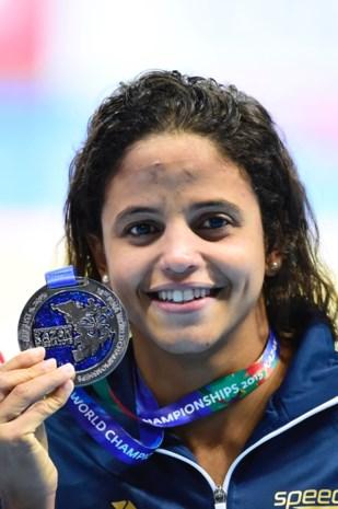 Braziliaanse zwemster Medeiros betrapt op doping
