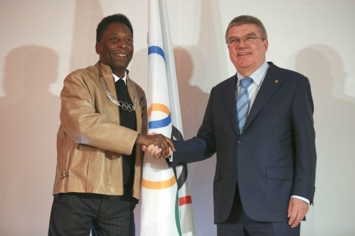 IOC huldigt Pelé in de Olympische Orde