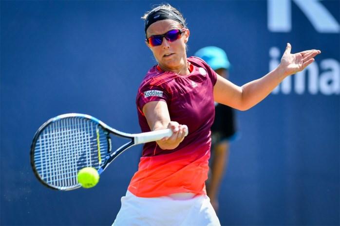 Kirsten Flipkens vlot door naar kwartfinales WTA Mallorca