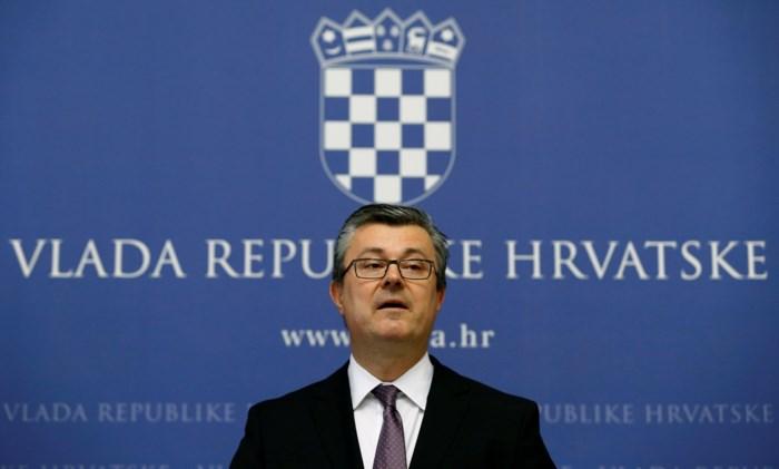 Kroatische regering gevallen na vertrouwensstemming
