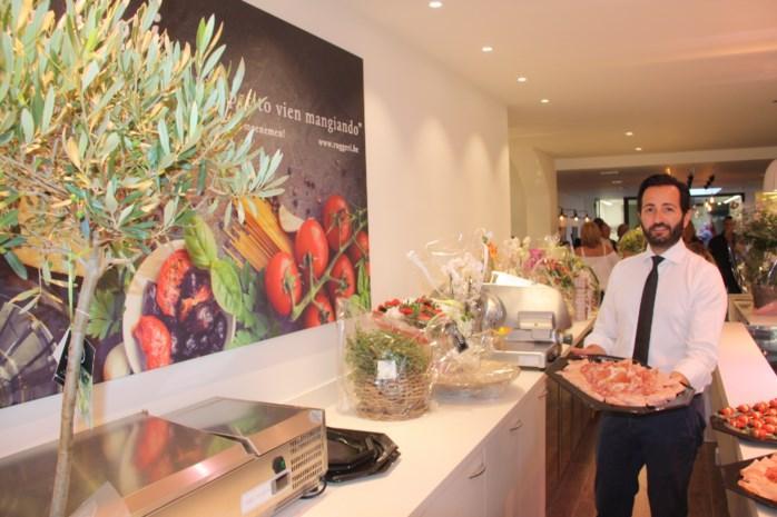 Stefano Ruggeri opent Italiaans restaurant annex delicatessen aan de Bredabaan