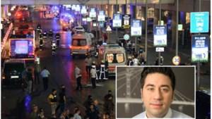 """Antwerpse Turken na de aanslag in Istanbul: """"Vorige week stond ik op de plek waar de bom is ontploft"""""""