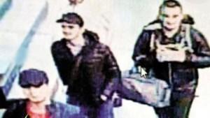 Terroristen werden betrapt door te warme kledij