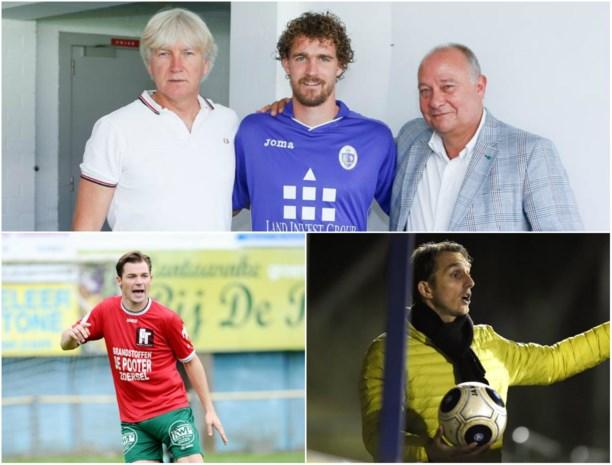 OVERZICHT. Antwerpse transfers van superliga amateurs tot en met vierde provinciale