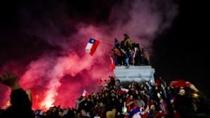 Chili viert zege in Copa America met 40.000 uitzinnige fans