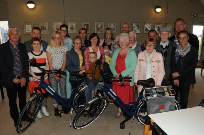 Gemeente beloont fietsers