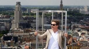 """Lucas Van den Eynde: """"Ik leer veel van de mensen die ik ontmoet"""""""