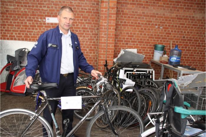 Politie zoekt eigenaars van gestolen fietsen