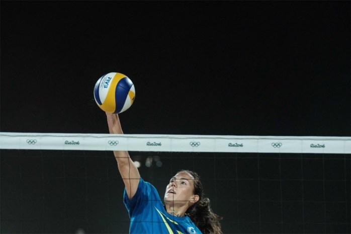 Italiaanse beachvolleybalster moet definitief kruis maken over deelname