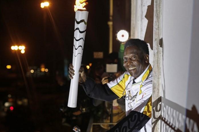 Incidenten bij Olympische fakkelloop in Rio