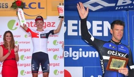Jan Bakelants krijgt bij AG2R gezelschap van twee Belgen