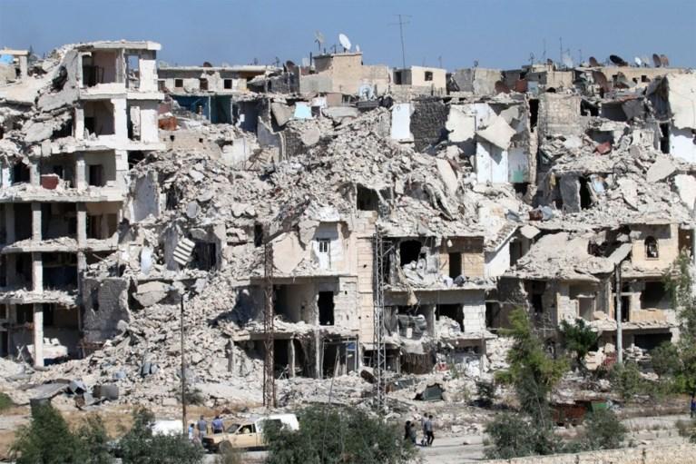 Hevige strijd om Aleppo duurt voort