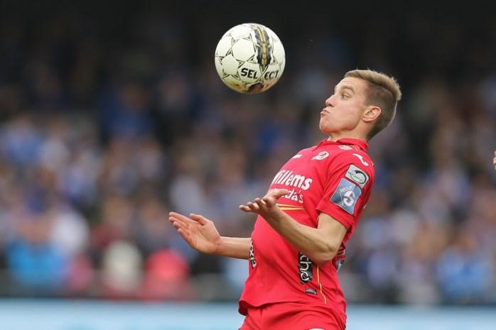 Jonckheere blijft KV Oostende trouw