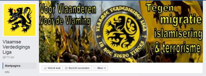 Vlaamse Verdedigings Liga weer online