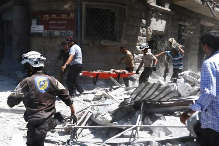 7 doden bij aanval met giftige stoffen in Aleppo