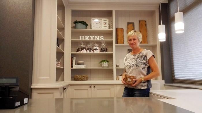 Speculaasje Heyns opent nieuwe winkel
