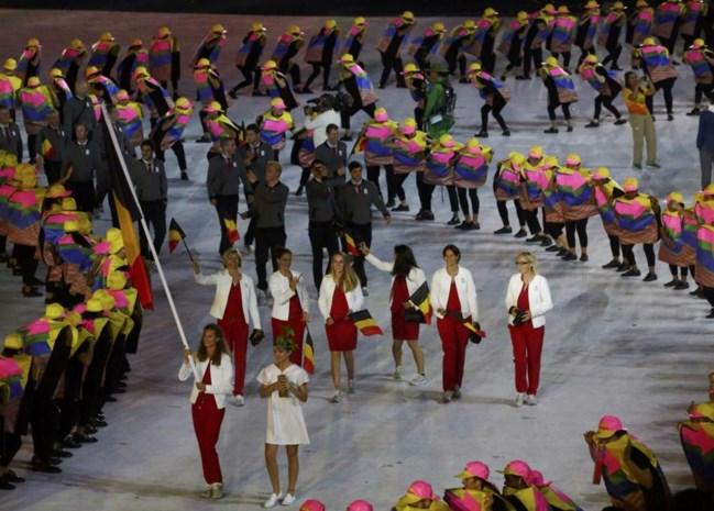 Slechts negen atleten vertegenwoordigen Team Belgium tijdens openingsceremonie