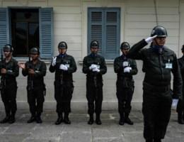 """""""Duidelijk politieke link bij bomaanslagen Thailand"""""""