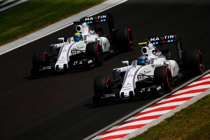 Het zomerrapport van de F1-teams: Williams